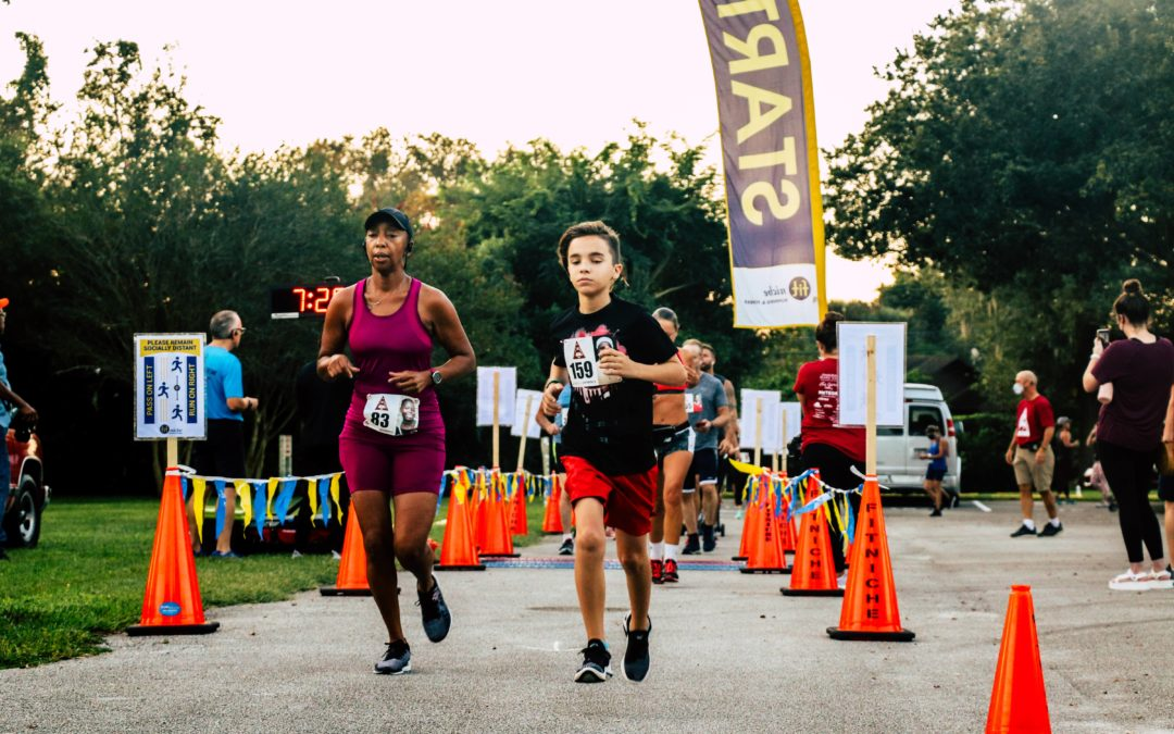 2020 Leading Edge Take Heart 5K